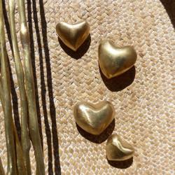 Sculptures Golden Heart