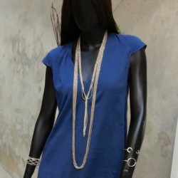Collier Leather